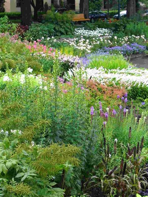 flower beds designs for perennials perennial garden