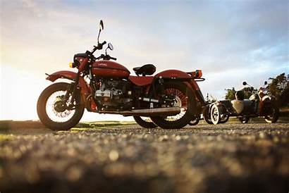 Ural Ct Mir 1wd Motorcycle Limited Edition