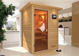 Welche Sauna Kaufen : karibu massiv sauna 230 volt nadja fronteinstieg 38 mm inkl ofen 3 6 kw integr steuerung ~ Whattoseeinmadrid.com Haus und Dekorationen