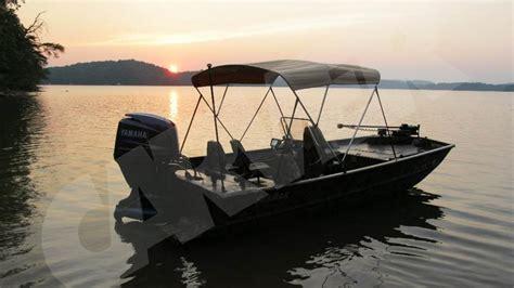 Jon Boat Top by How To Install A Bimini Top On A Jon Boat Free Programs
