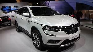 Renault Koléos Initiale Paris : 2017 renault koleos initiale paris auto show brussels 2017 youtube ~ Gottalentnigeria.com Avis de Voitures