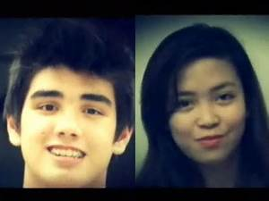 """(TV) Houseplayers Kim and Bing enter """"Pinoy Big Brother ..."""