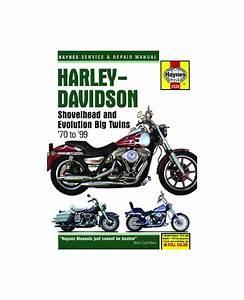 Harley Davidson Shovelhead  U0026 Evolution 70-99