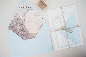 destination wedding invitation suite blue and gold With order of wedding invitation suite