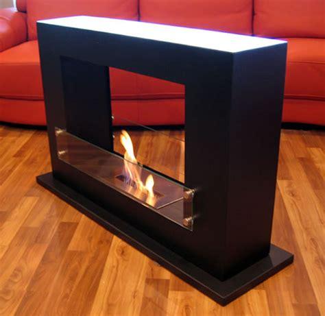modern fire  freestanding floor indoor ethanol burning