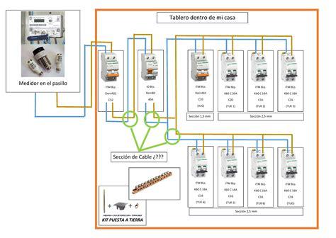 solucionado tablero principal cableado distribucion protecciones yoreparo