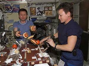 Food Astronauts Eat - Pics about space