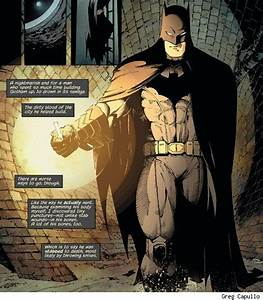 How To Fix the Problems in Batman's New 52 Costume