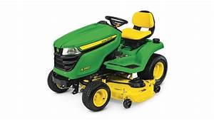 John Deere X380 Lawn Tractor Maintenance Guide