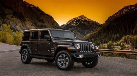 Jeep Image by Images And Quot Quot Of The 2018 Jeep Wrangler Are Finally