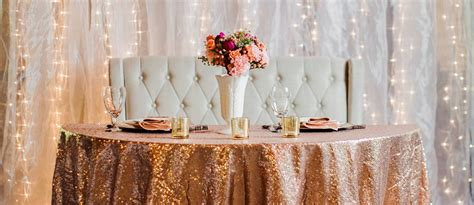 36 Glamorous Rose Gold Wedding Decor Ideas Wedding Forward