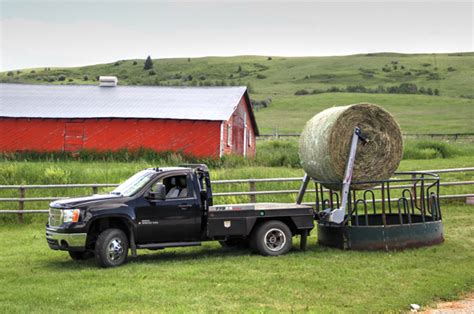 Deweze Bale Bed by New Products Gallery June 2016 Progressive Cattleman