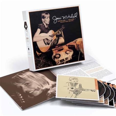 Joni Mitchell: Joni Mitchell Archives – Vol 1 The Early ...