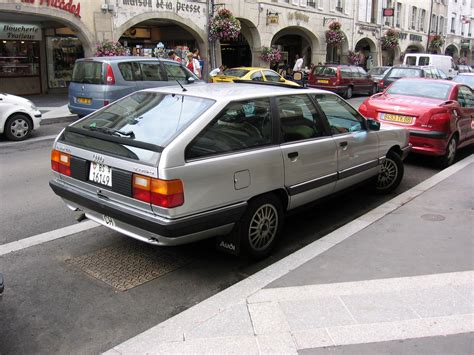 1979 Audi 100 Avant Related Infomationspecifications