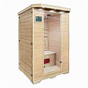 Home Deluxe Redsun M Infrarotkabine : infrared sauna cabin redsun m ~ Bigdaddyawards.com Haus und Dekorationen