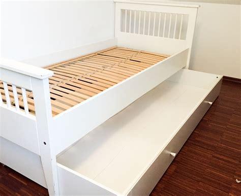 Gebraucht Bett 90x200 Kojenbett Weiß In 14532 Kleinmachnow
