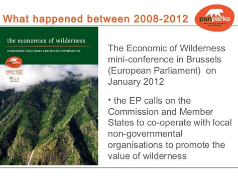 wilderness 2008 ecosystem forestry versus commercial services europe