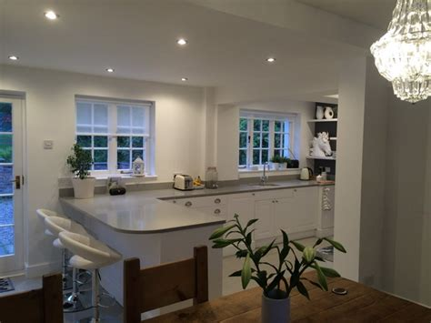 Kitchen Flintshire by Chester Joiner Joinery Carpentry Services Throughout