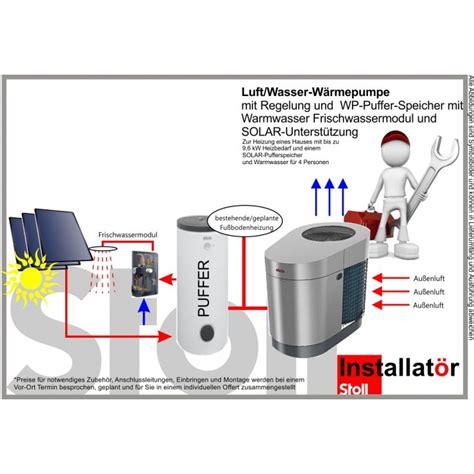 speicher f 252 r heizung und warmwasser schaubild solar warmwasser speicher heizen in neuer