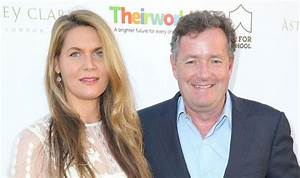 WATCH: Piers Morgan pranked by his own wife Celia Walden ...