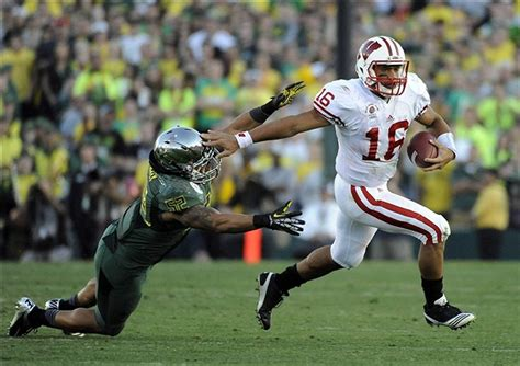 college careers left writing  wall  russell wilson