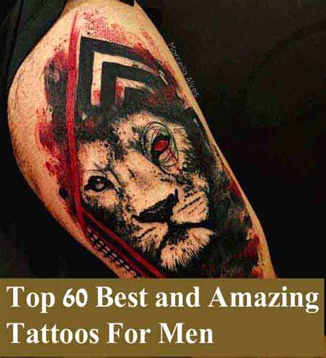 top  eye catching tattoos  men  meaning