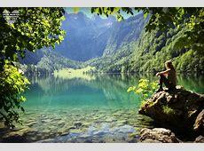 Einer der schönsten Orte Bayerns unsere Familienwanderung am Königssee und am Obersee From