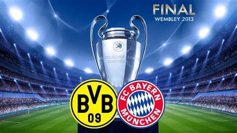 UEFA Champions League Final 2013: Bayern München vs ...