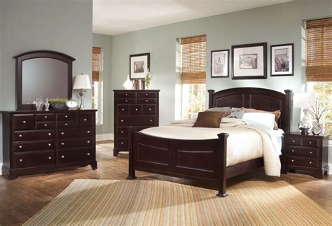 Bassett Vaughan Bedrooms by Hamilton Franklin Collection Bb4 5 6 Bedroom Groups