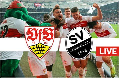See actions taken by the people who manage and post content. VfB Stuttgart gegen den SV Sandhausen: Das Spiel im ...