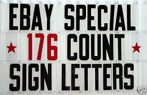 marquee sign letters 8 quot changeable letters for outdoor marquee portable signs