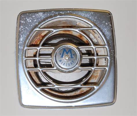 vintage exhaust fan mercury  retro renovation