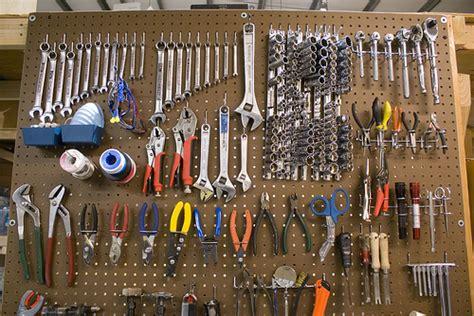 pegboard tool organization ideas 2444548781 6e5a6f54ac z jpg