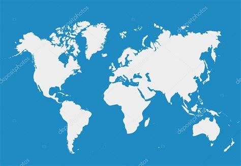 Carte Monde Vierge Vectoriel by Blue Similar World Map World Map Blank World Map Vector