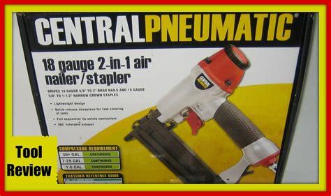 central pneumatic floor nailer 99640 central pneumatic framing nails nail ftempo