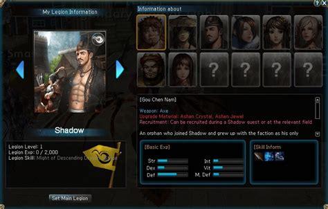 shadow legion atlantica wiki fandom powered  wikia