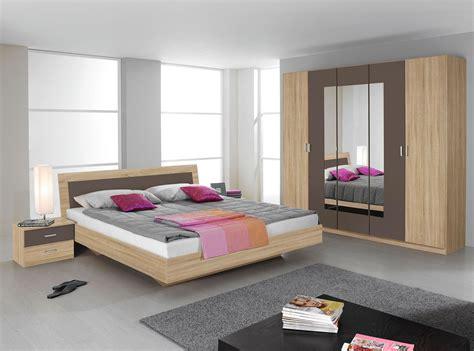 chambre a coucher adulte but chambre adulte contemporaine chêne sonoma gris berenice