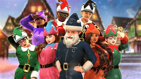 toys elves enough gifts build help avakin official