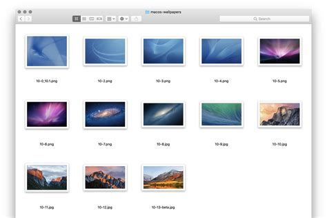 Look Back At Mac Os X's History With 5k Versions Of All