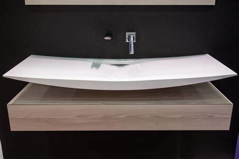 modern floating bathroom sink home decorating trends