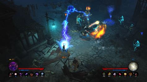 dungeon siege 3 local coop diablo iii feels like it was made for consoles