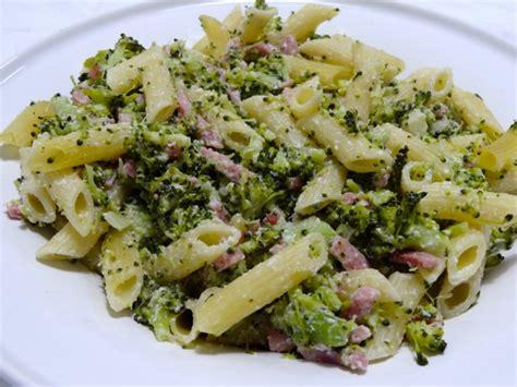 recette de p 226 tes aux brocolis et au jambon dine move