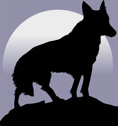 Wolf Clip Svg Onlinelabels