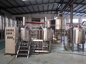 China 1000 Litre Brewing System Manufacturers  Suppliers  Factory