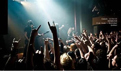 Concert Rock Crowd Metal Heavy Concerts Wallpapers