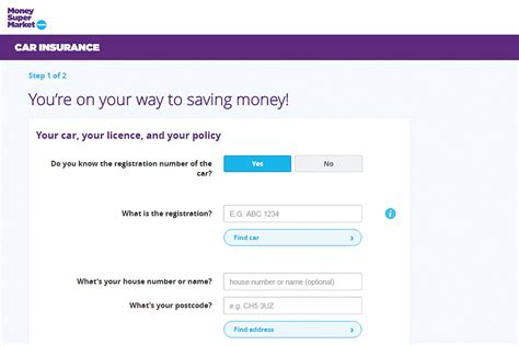 compare car insurance uk moneysupermarket compare car insurance best comparison