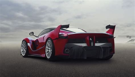 Ferrari Laferrari Fxx K Revealed; Insane 1050hp Hybrid