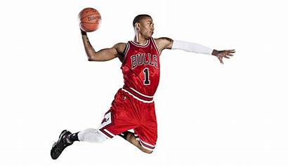 Jordan Basketball Michael Nba Derrick Background Rose