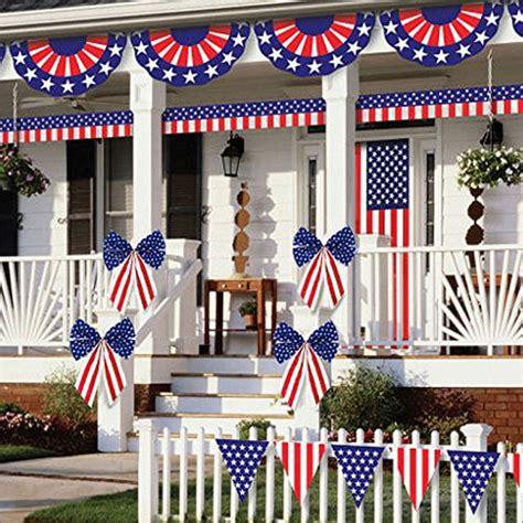 Best July Indoor Outdoor Decorations Set