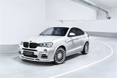 X4 Bmw by Hamann Gives 381 Horsepower To Bmw X4 Suv